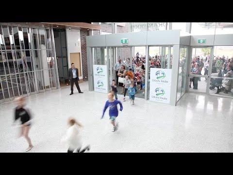 Oran Park Podium Shopping Centre Opens To The Public