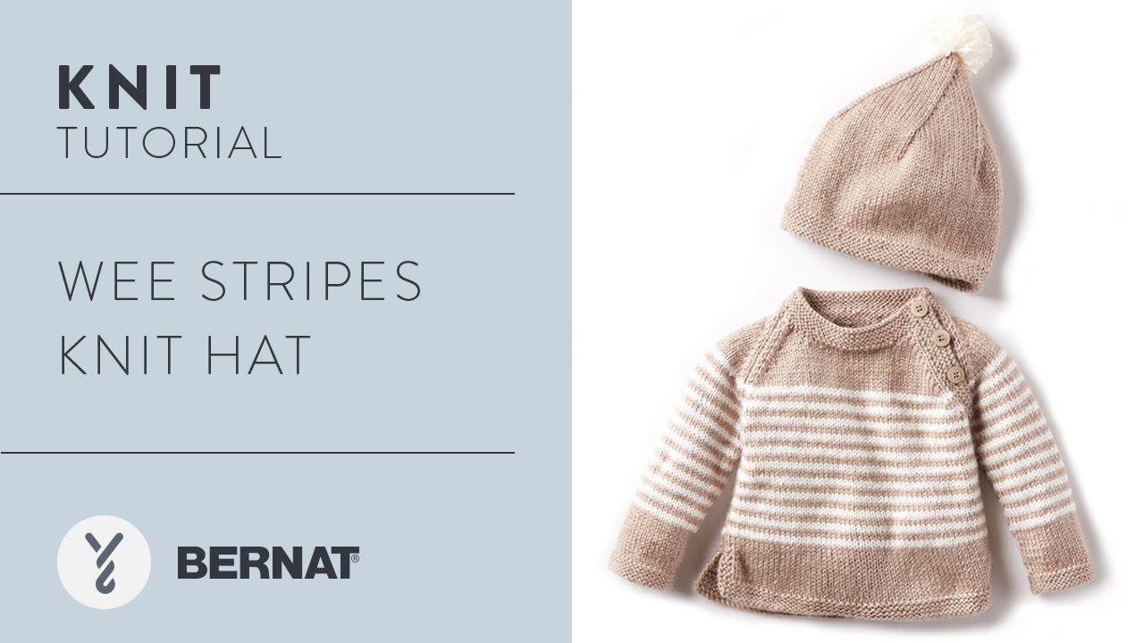 e2789a0ca Knit Hat:Wee Stripes Knit Hat