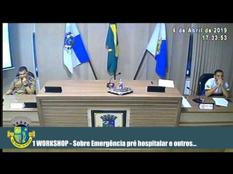 workshop- Defesa civil de São Pedro da Aldeia RJ