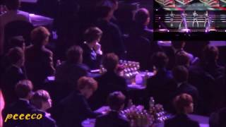 Download 150122 SMA BTS & EXO Reaction To Red Velvet- Happiness