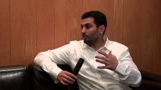 Why did I climb Mount Everest? -- Farouq Alzouman