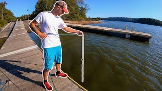 Crazy Day Magnet Fishing Down At the Boat Ramp!