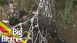 Pinoy Big Brother Season 7 Day 91: Teen Housemates, umulit sa kanilang web challenge