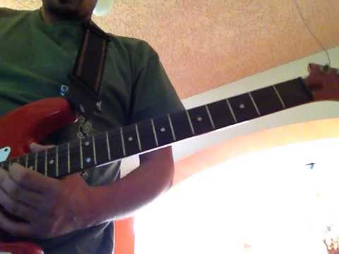 How to play guitar Dance with somebody Mando Diao