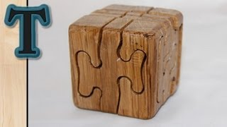 Woodworking Project | Puzzle Cube