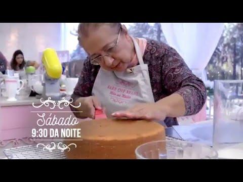Chamada Do Bake Off Brasil Episodio 10 14 10 2017 Youtube