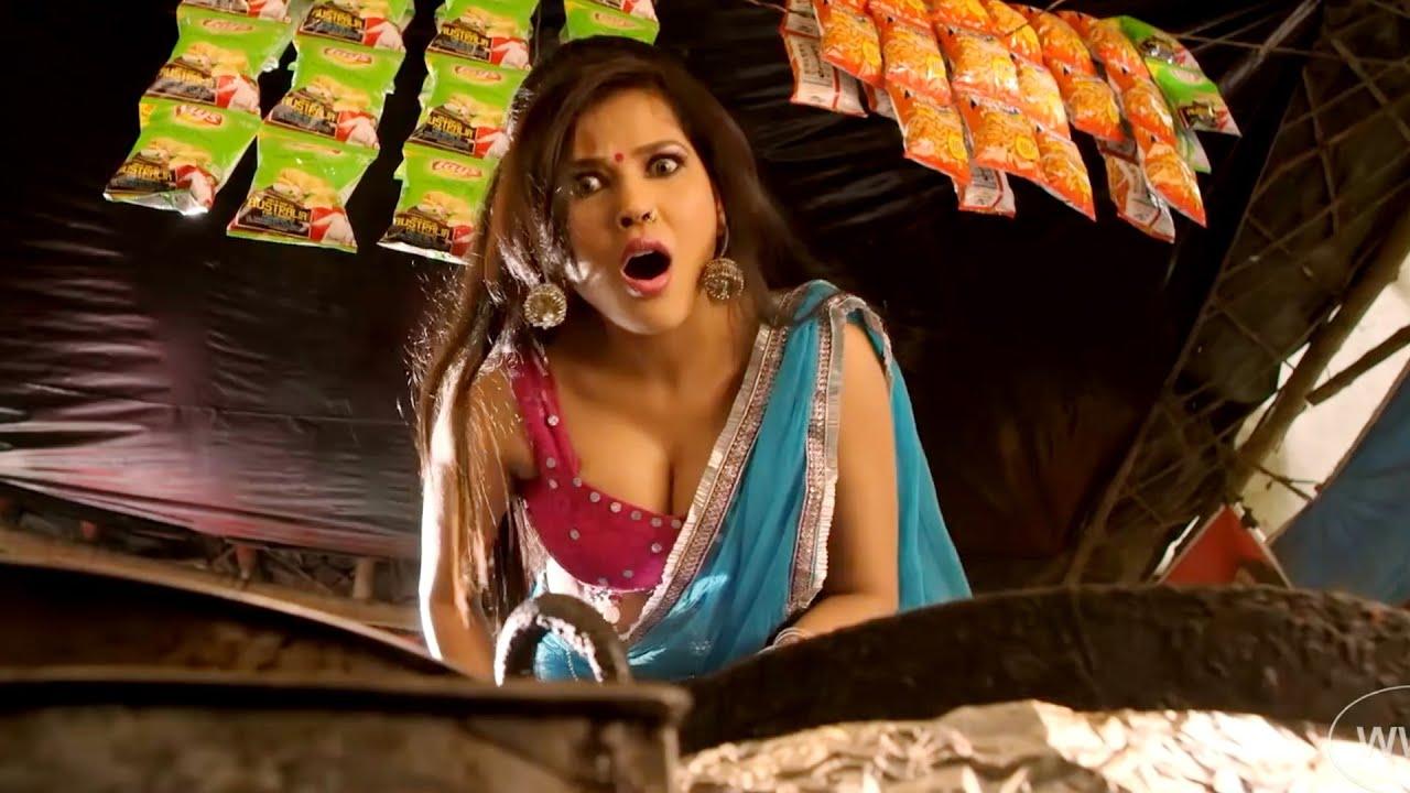 के के गोश्वामी ने जलेबी रानी से कहा हमके हाउ चाही - Bhojpuri Comedy Scene 2021
