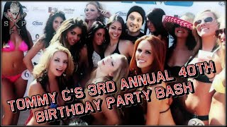Tommy C's 3rd Annual 40th Birthday Party Bash, Keem and Colossal Is Crazy.