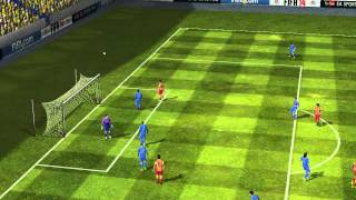 FIFA 14 Android - absalyamov48 VS Real Madrid