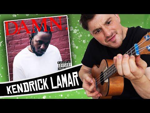 [ Kendrick Lamar ] DAMN! - Ukulele Medley
