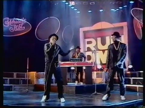 Run DMC You Be Illin, Its Tricky Live The Whistle Test 1987