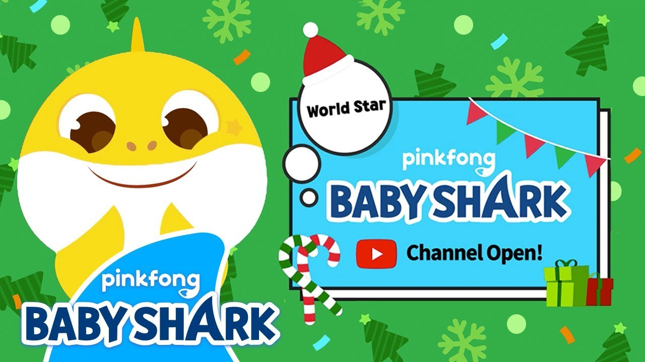 Baby Shark Official Channel Open | Visit Now | Baby Shark | Baby Shark Official