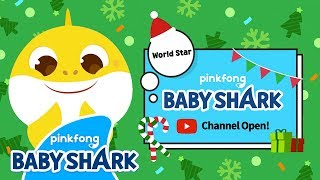 @Baby Shark Official Channel Open | Visit Now | Baby Shark | Baby Shark Official