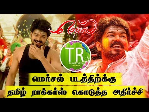 Shocking The Tamil Rockers To Mersal Film | Online Today