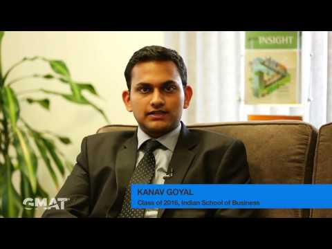 ISB - Q1 - What prompted you to pursue an MBA Masters or PGPB?