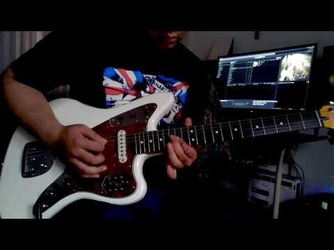 Keyakizaka46 - Yuuhi 1/3 Guitar Solo Part Cover | 【欅坂46 - 夕陽1/3】 ギター ソロ パート 弾いてみた