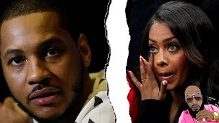 Carmelo Anthony Facing $200 Million DIVORCE & Two EXPENSIVE CHILD SUPPORT Cases (Details)!