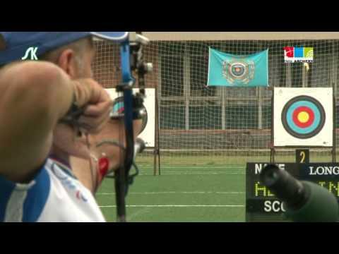 Para Archery World Championships 2009- Nymburk CZE