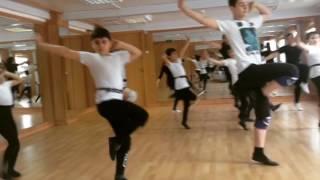 Азербайджанские танцы в Москве