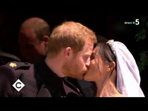 Meghan & Harry : le grand debrief du Royal Wedding ! - C à Vous - 21/05/2018