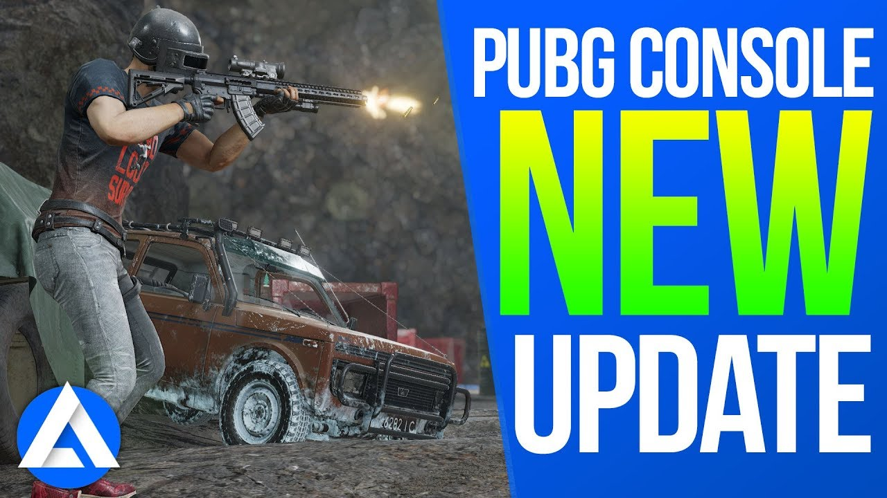 pubg update ps4 march 2019