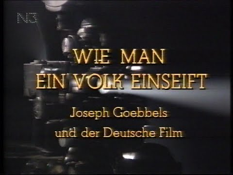 joseph goebbels und der deutsche film doku bbc 1993 youtube. Black Bedroom Furniture Sets. Home Design Ideas