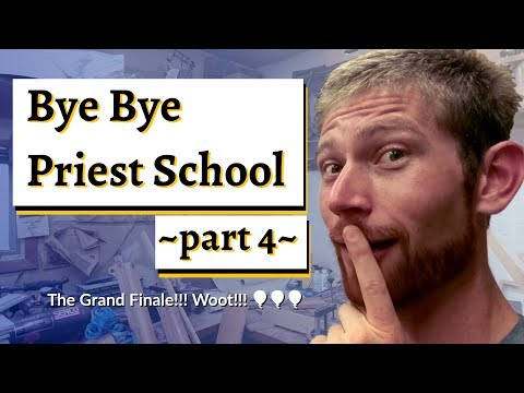 Story: Leaving Priest School, Part 4 - Ptony