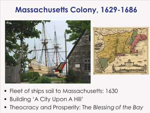 Puritan Reformers and the Massachusetts Bay Colony
