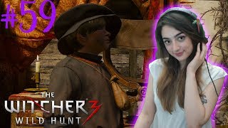 THIS JUST GOT CREEPY! - The Witcher 3: Wild Hunt Playthrough (Blood and Wine DLC) - Part 59