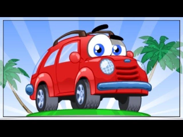 Gry Dla Dzieci: Wheely - Gra Online