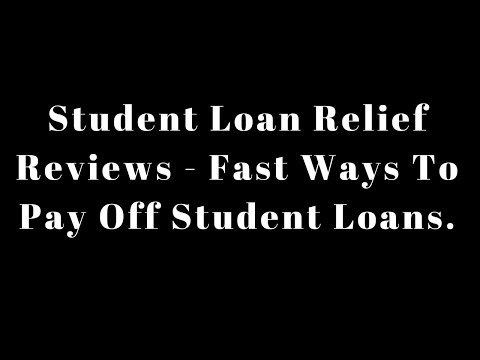 student-loan-relief-reviews---fast-ways-to-pay-off-student-loans.