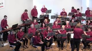Popcorn - Flötenorchester Rhythm & Flutes Saar