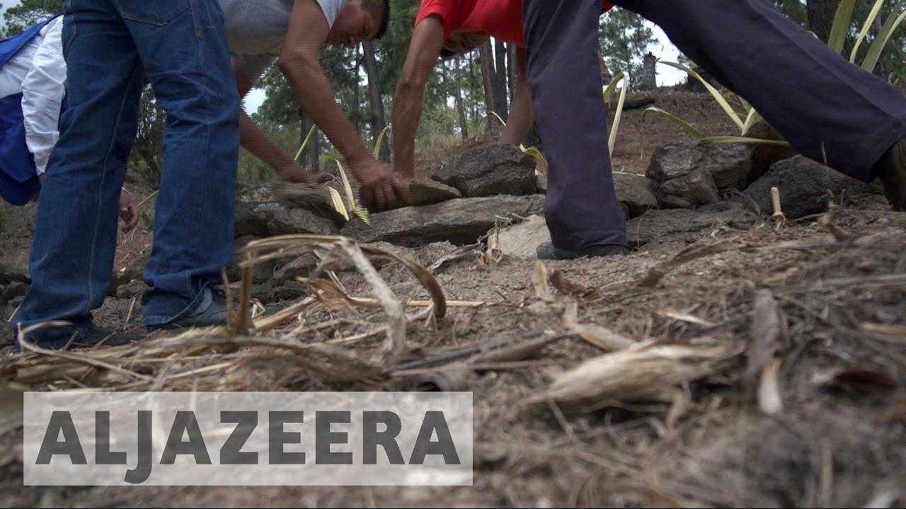 El Nino: Drought threatens Guatemala's rural population