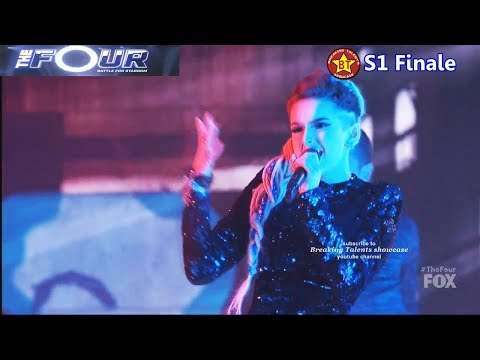Zhavia Sings One Dance (by Drake) & DJ Khaled Says  I'm Fighting For You The Four Finale