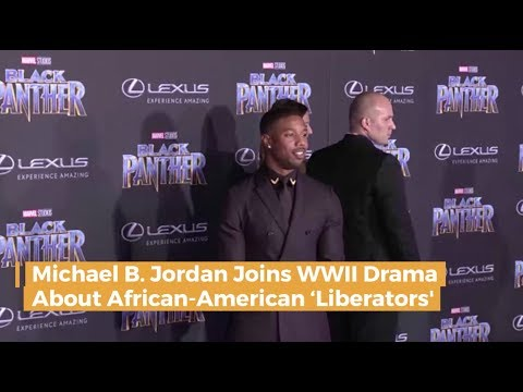 Michale B. Jordan Joins WWII Drama | Demand Africa