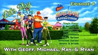 Let's Play – 3D Ultra MiniGolf Adventures – Episode 4