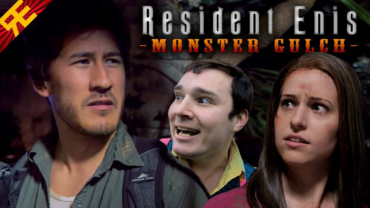 RESIDENT ENIS 2: Monster Gulch (Feat. Markiplier and Dodger)   Disney XD by Maker