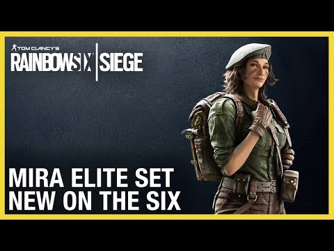 Rainbow Six Siege: Mira Elite Set - New on the Six | Ubisoft [NA]
