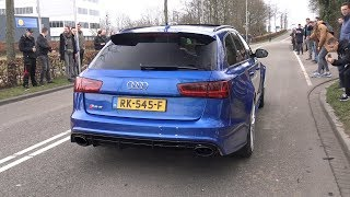 BEST of AUDI RS SOUNDS! RS3, RS4, RS5, RS6, RS7, R8!