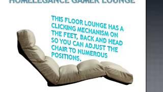 Homelegance Gamer Floor Lounge Chair