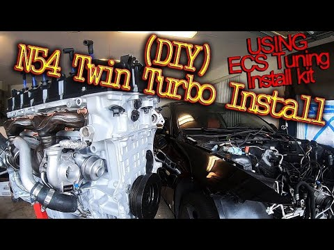 N54 Turbo Wastegate Rattle & 30FF Diagnosis - Action News