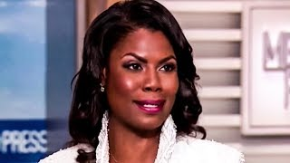 Omarosa Desperately Reveals She Has Slew Of Secret Trump Tapes
