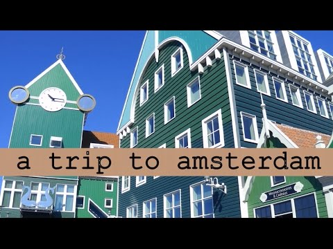 A Trip To Amsterdam | Montage