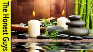 3 HOURS Relaxing Music with Water Sounds Meditation(3 hours of some of the most relaxing music around, with added spa water sounds. Ideal peaceful background music for working, resting, studying, meditation, ..., 2013-06-18T18:48:29.000Z)