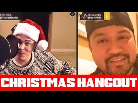 SIGN YOURSELF TO A RECORD LABEL - CHRISTMAS HANGOUT