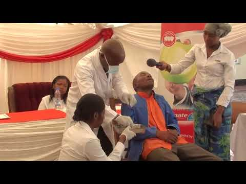 School of Dental Therapy and Technology-Zimbabwe: 2015 Graduation Ceremony P4