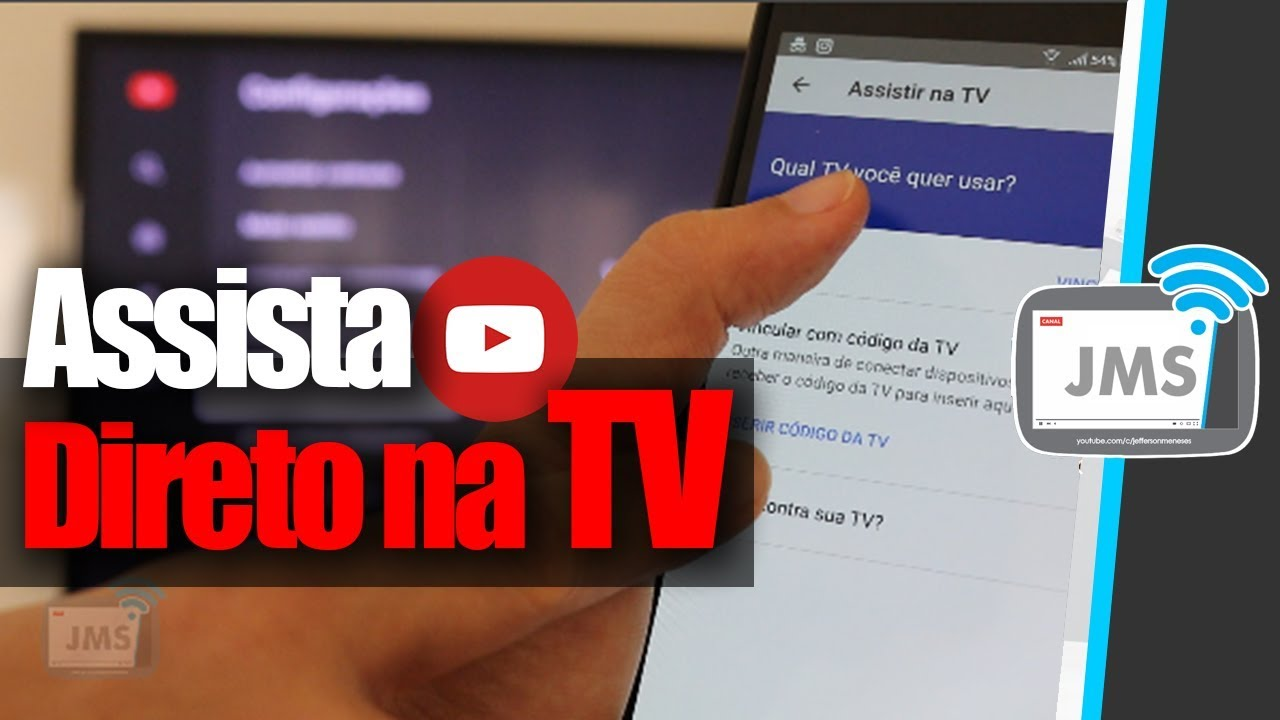 819b7442e Como Configurar a Tv para Assistir Videos do YouTube - YouTube