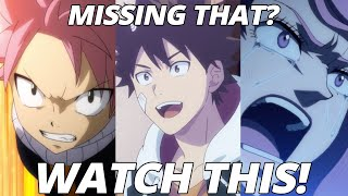 Missing That? Watch THIS! | Fairy Tail, Goblin Slayer, Fruits Basket thumbnail