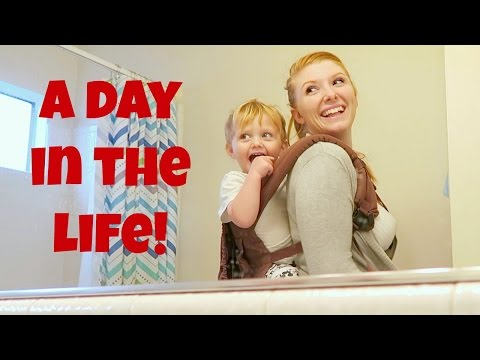 DAY IN THE LIFE - A MOM IN COLLEGE!