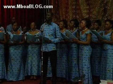 Yaounde I university choir